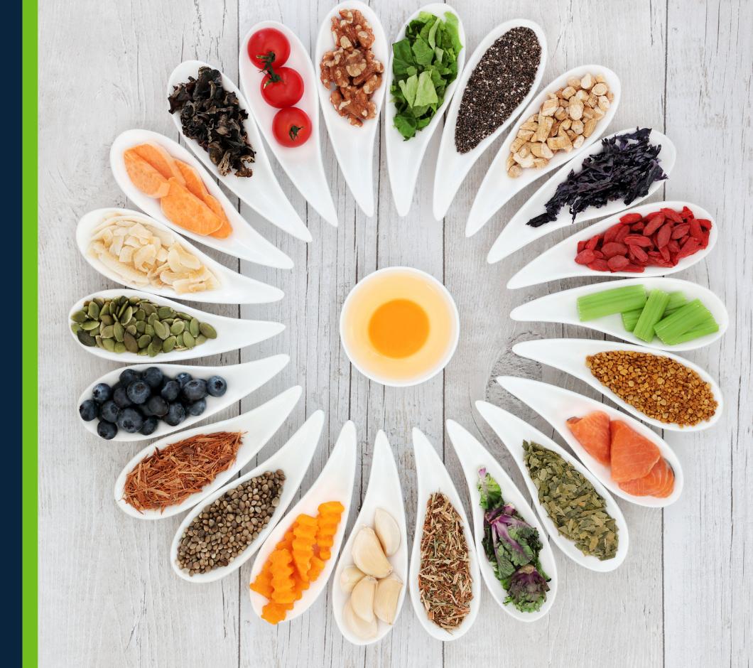 Alimentación personalizada: Nutrigenética-Eugenomic